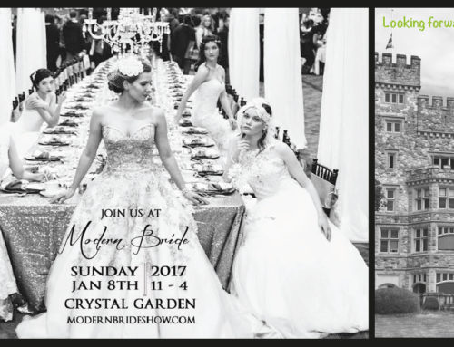 Modern Bride Show this weekend!