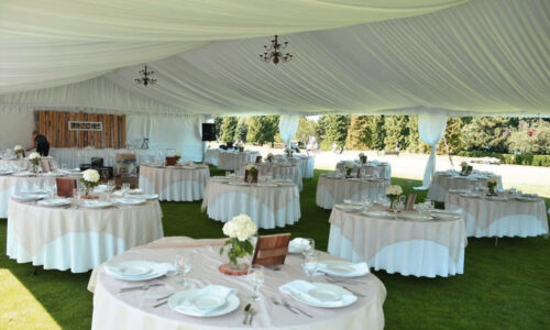 Black And White Party Rentals